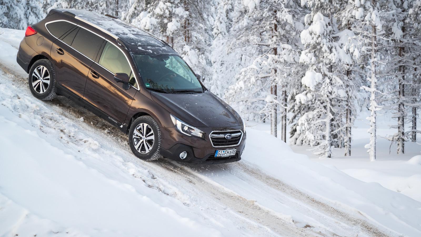Тест-драйв Subaru Outback 2018: главные факты о крепком японском кросс-вагоне