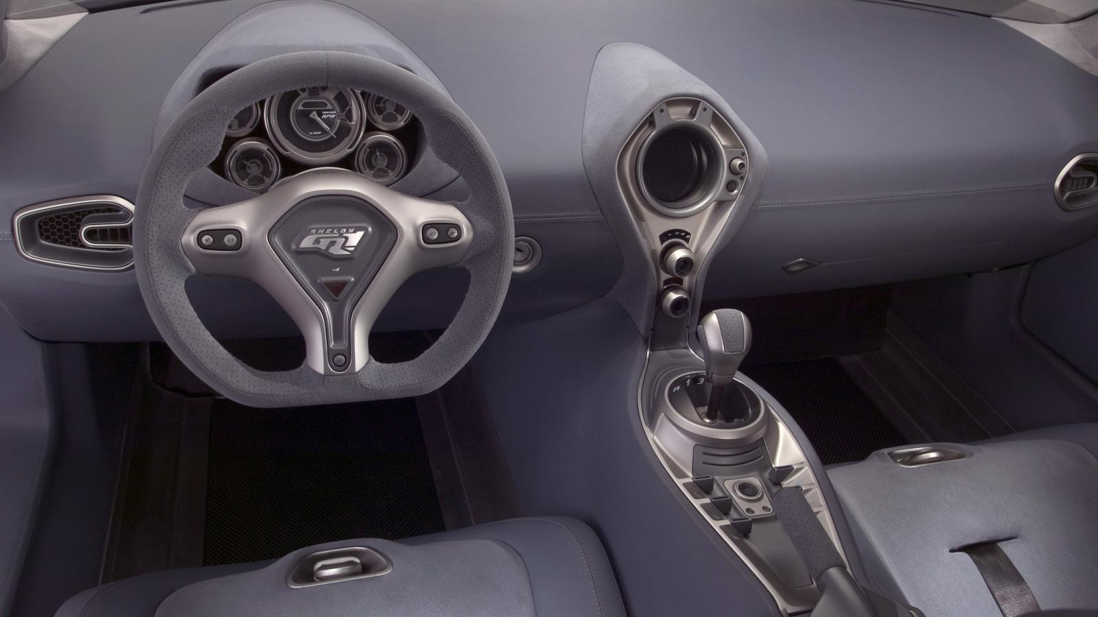 Концептуальный автомобиль Форд Shelby GR-1 пойдет впроизводство иполучит мотор V8