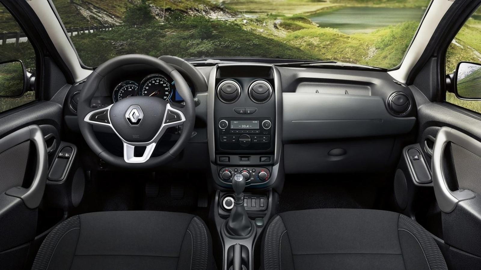 Объявлены цены на обновленный Renault Duster для России