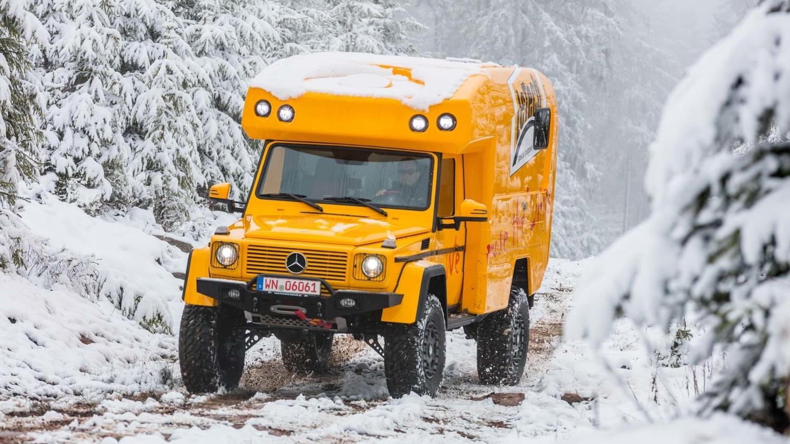 За границу не поедем: в России скупают автодома для путешествий по стране