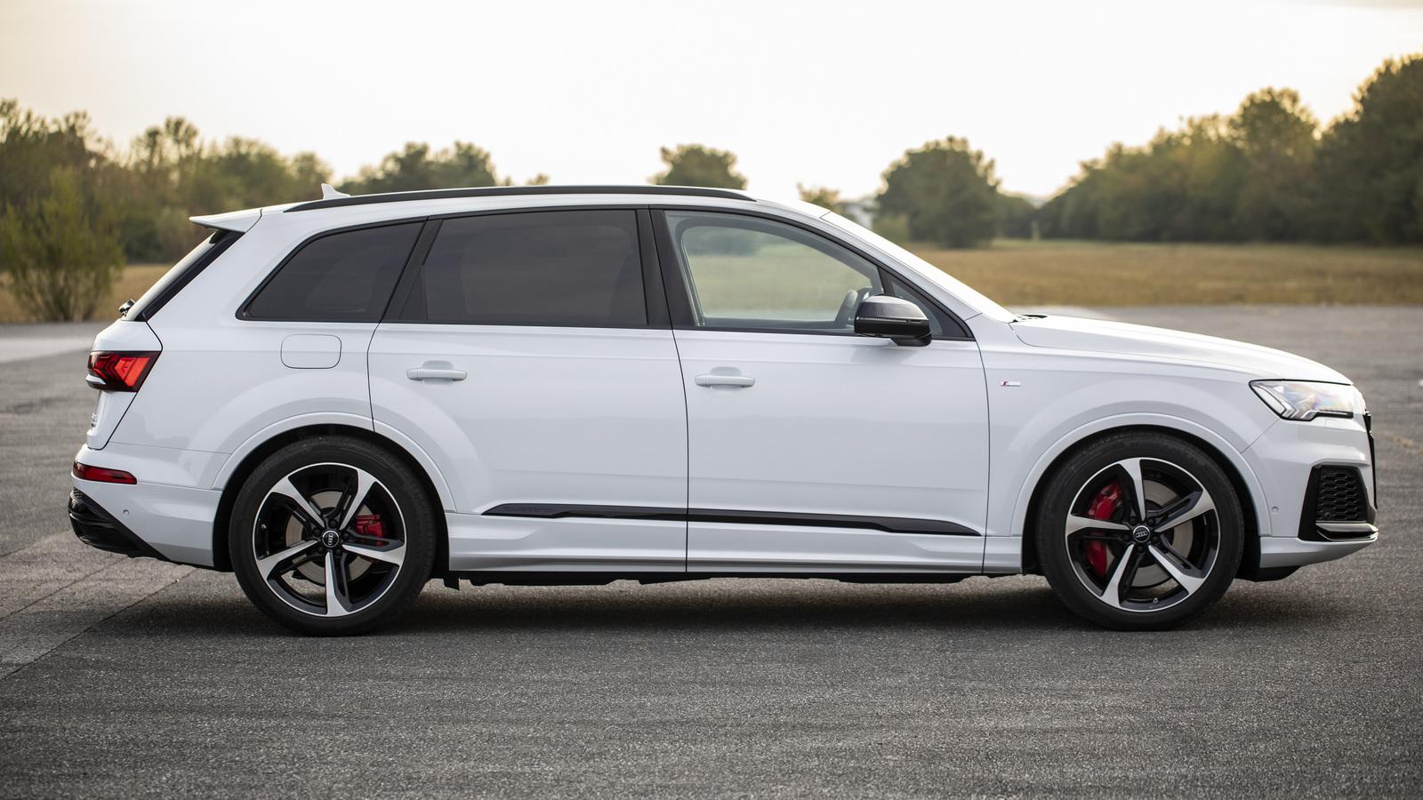 Представлен Audi Q7 с мизерным расходом в 3 л на 100 км. Как это возможно?