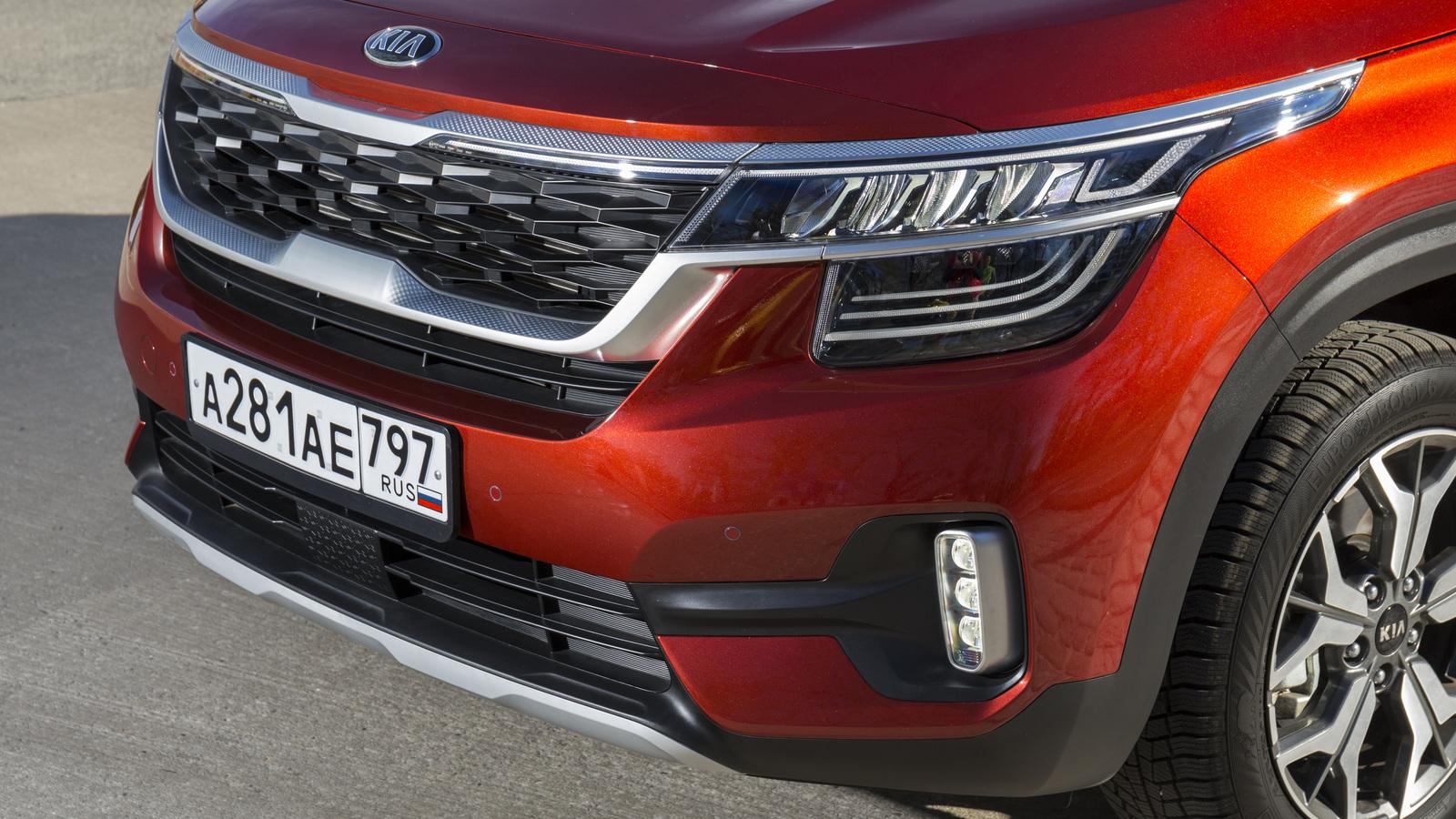 CAR.RU — Названа стоимость автомобиля Kia Seltos для России