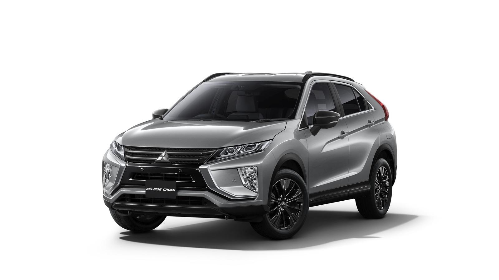 У Mitsubishi Eclipse Cross появится «черная» версия в России