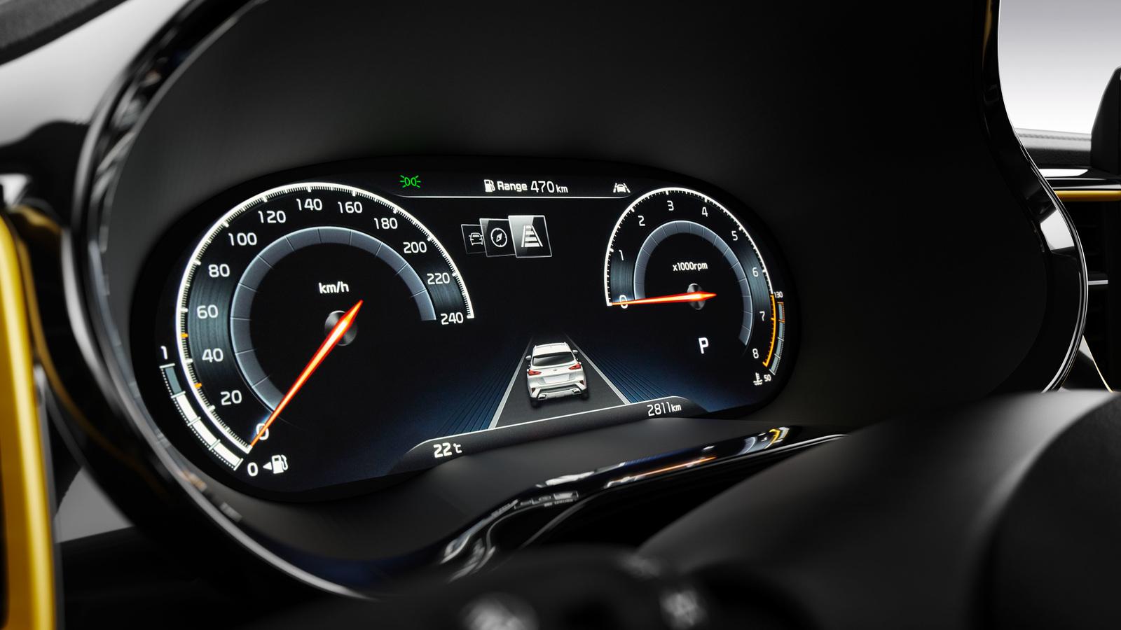 Kia назвала все российские цены на новый кроссовер XCeed