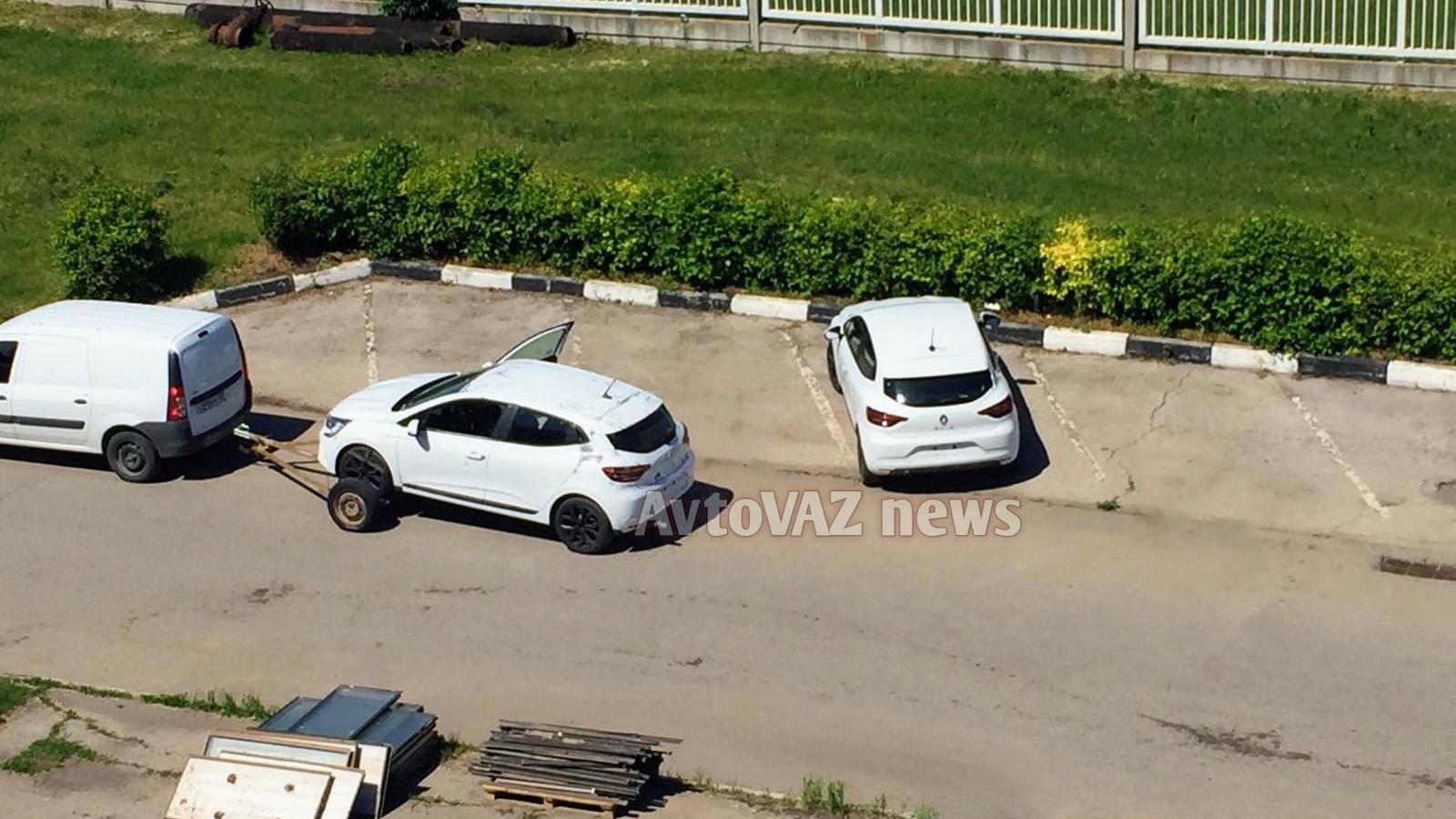 АвтоВАЗ испытывает новый Renault Clio — он может появиться в России