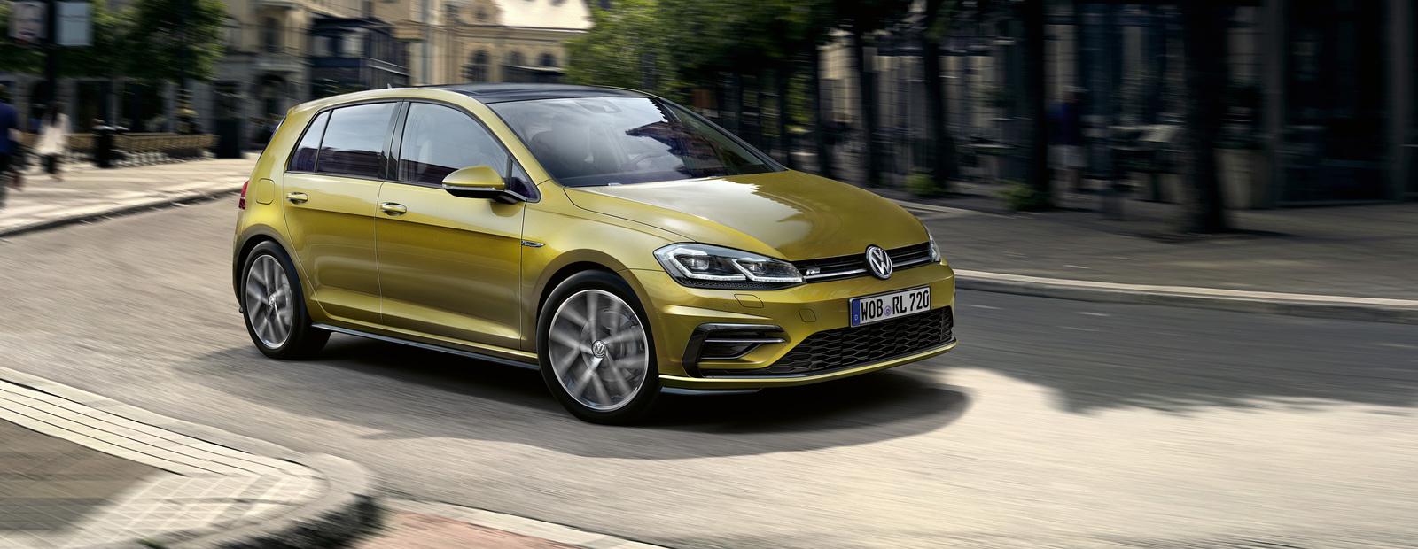 В Россию вернулся обновленный Volkswagen Golf (названы цены!)
