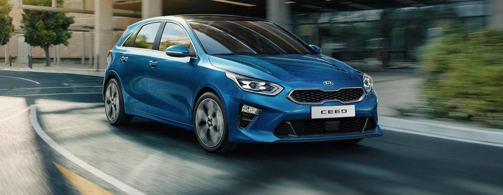 Официально представлено новое поколение Kia Ceed