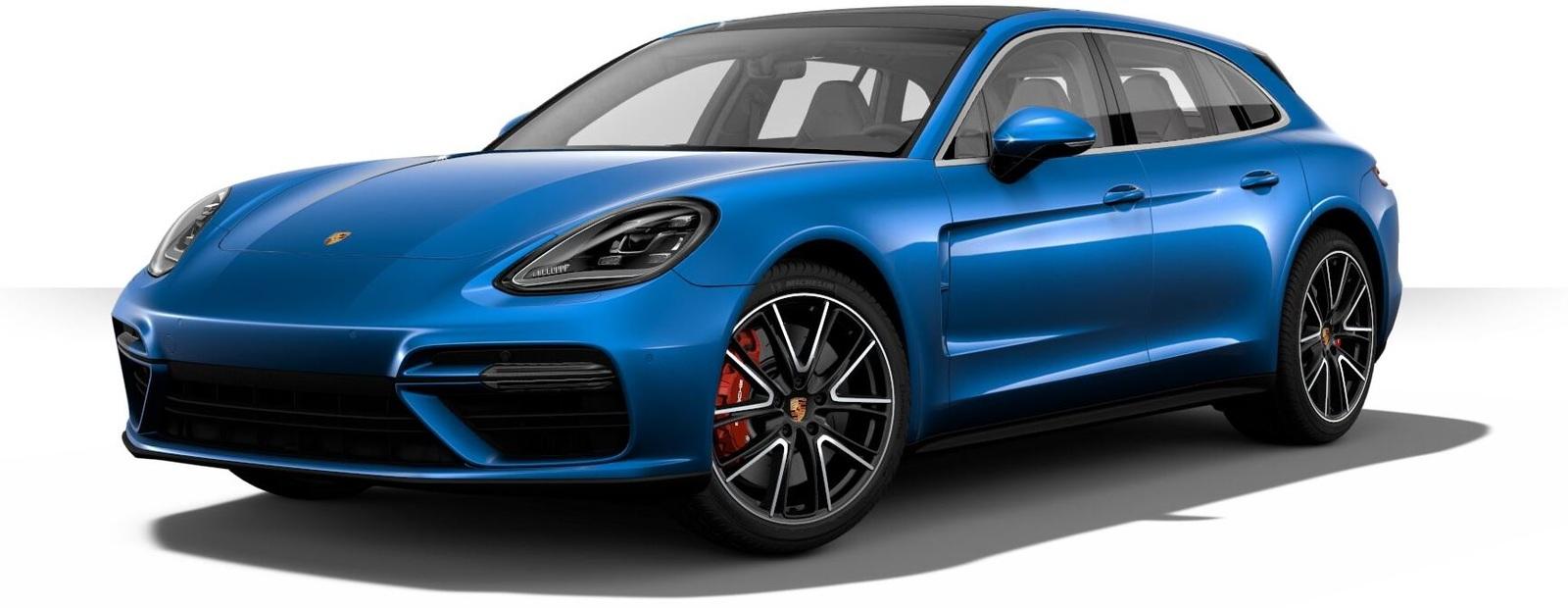 Посчитали-прослезилсь: колесные диски Porsche Panamera Sport Turismo