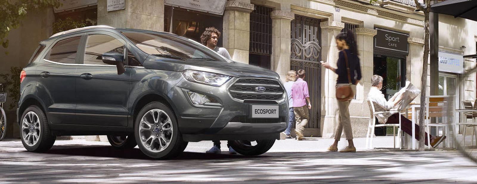 Стали известны российские цены на новый Ford EcoSport