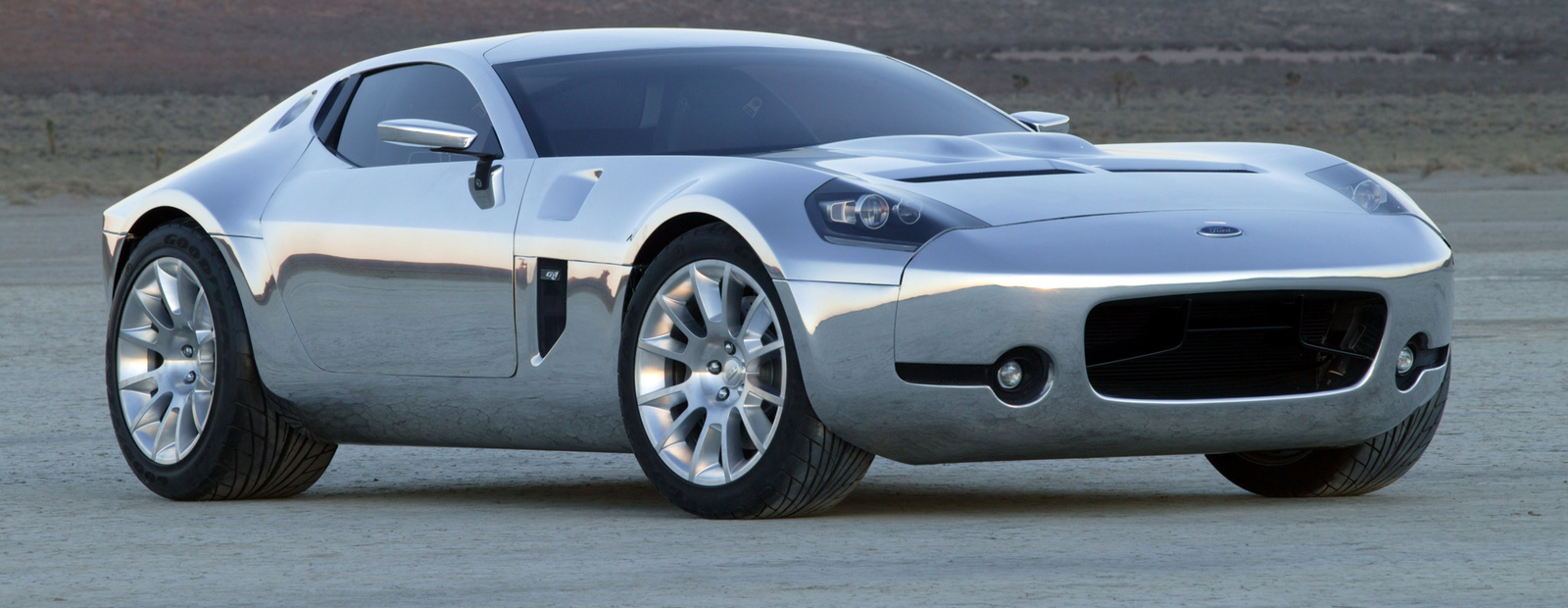 Тюнеры сделают серийным концепт Ford 14-летней давности