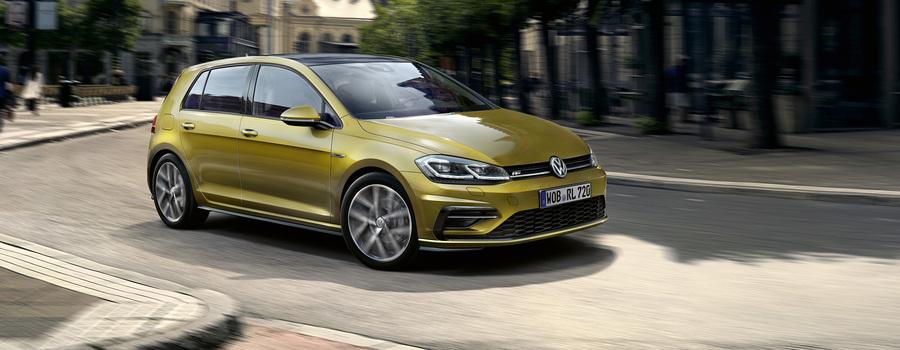 VW Golf вернулся в Россию