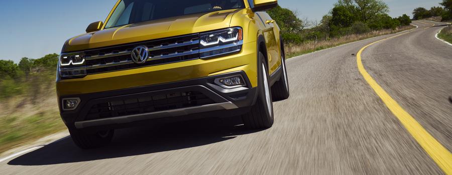 Цены на Volkswagen Teramont