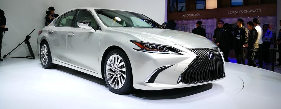 Когда Lexus ES приедет в РФ?