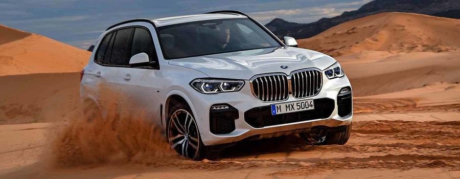 Новый BMW X5: российские цены
