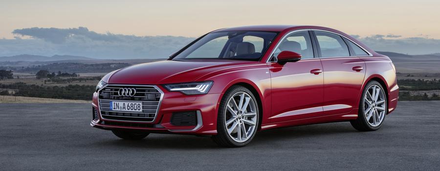 Старт продаж базового Audi A6