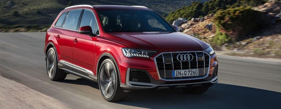 Обновленный Audi Q7