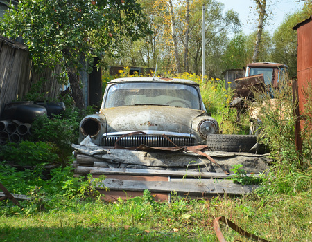 Госдума против старых машин
