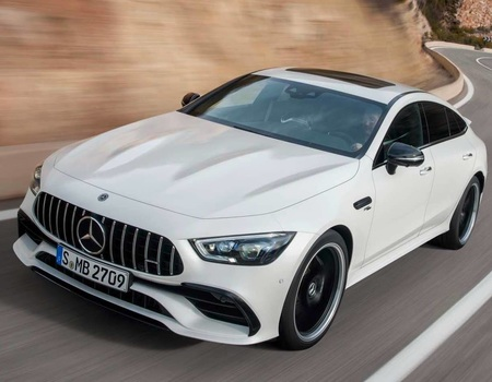 Новый AMG GT: российские цены