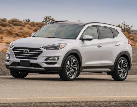 Hyundai Tucson с новым мотором