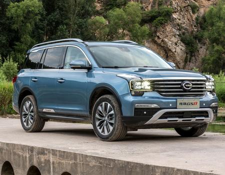 GAC Motor выходит на рынок РФ