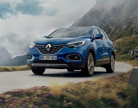 Обновленный Renault Kadjar