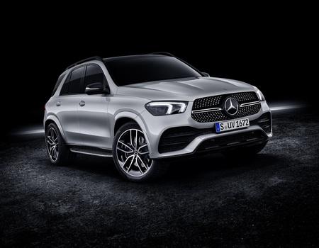 Mercedes-benz GLE 580