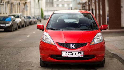Honda Jazz: уроки экономии