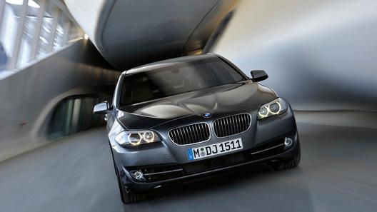 Расширена моторная гамма BMW 5 серии