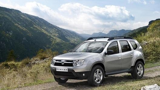Новейший кроссовер Dacia Duster будут собирать в России