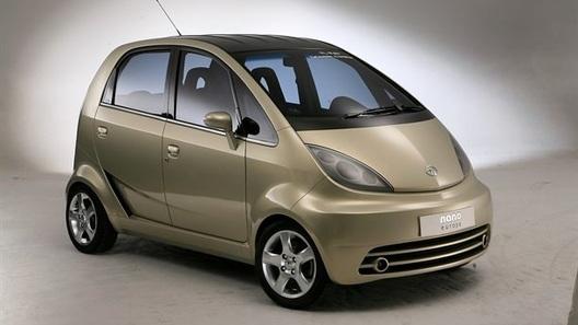 Tata Nano Europa: индийскому чуду добавили комфорта и несколько тысяч евро к цене