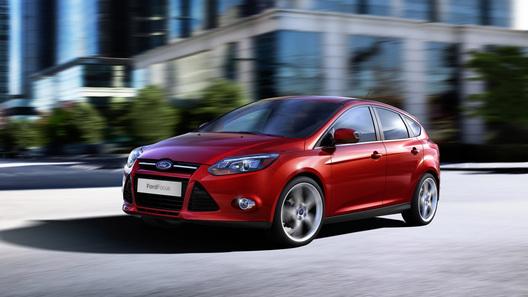 Новое поколение Ford Focus будет стоить от 499 000 рублей