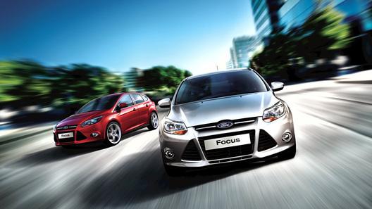 Самые известные в РФ цвета собственных авто назвал Форд