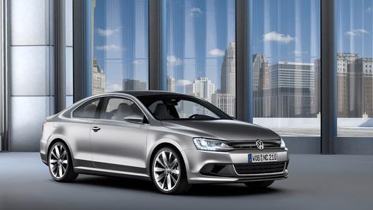 В новом купе от Volkswagen смешались спорт и гибридные технологии