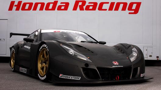 Honda HSV-10 GT: новые фото и официальные технические характеристики