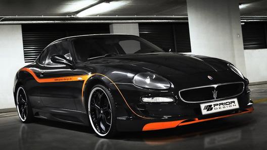Maserati 4200GT от Prior Design