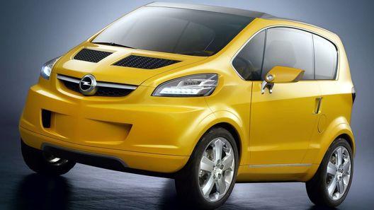 Opel разработает городскую малолитражку к сентябрю