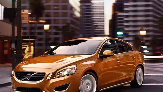 Шведы официально представили Volvo S60 2010 модельного года
