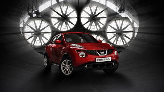 Nissan Juke: модный брат