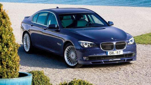 BMW Alpina B7: возвращение в Новый Свет