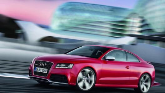 Audi RS5: новое немецкое купе с мотором мощностью 450 лошадиных сил