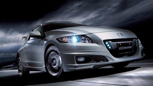 Комплект модификаций для Honda CR-Z от Mugen