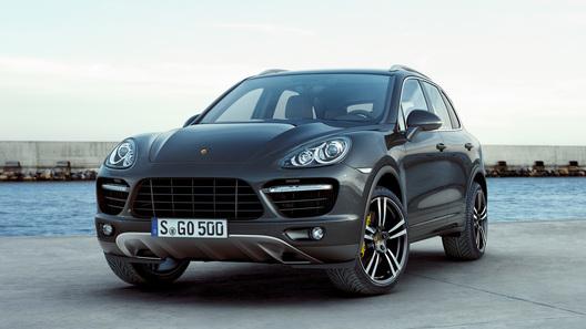 Новый Porsche Cayenne: еще легче и еще быстрее