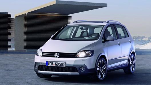 Volkswagen CrossGolf: обновленная версия модели Mishmash дебютирует в Женеве