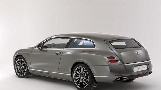 Роскошный Bentley GTC превратили в универсал