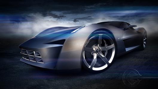 General Motors ищет идеи для нового поколения Chevrolet Corvette