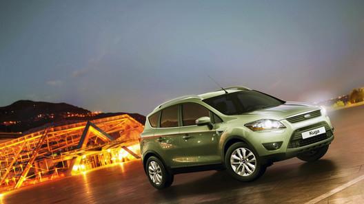 Обновленная версия Ford Kuga доступна в России