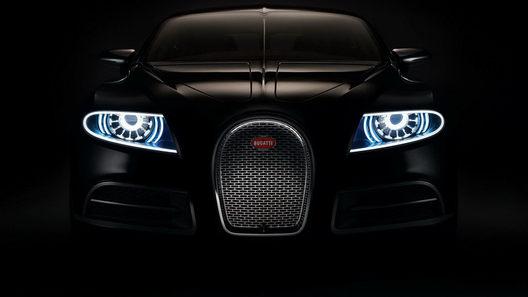 Bugatti показала новые фото самого роскошного седана 16C Galibier