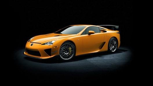 Lexus выпустил ограниченную версию своего спорткара LFA