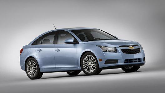 Chevrolet Cruze Eco: экономичная версия нового седана