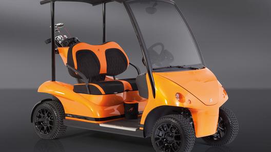 Самый дорогой автомобиль для гольфа получил крышу, как у BMW M3